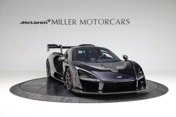 Used 2019 McLaren Senna for sale Call for price at Pagani of Greenwich in Greenwich CT 06830 10