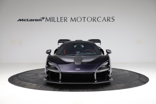 Used 2019 McLaren Senna for sale Call for price at Pagani of Greenwich in Greenwich CT 06830 11