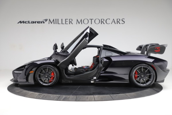 Used 2019 McLaren Senna for sale Call for price at Pagani of Greenwich in Greenwich CT 06830 14