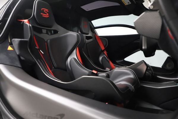 Used 2019 McLaren Senna for sale Call for price at Pagani of Greenwich in Greenwich CT 06830 22