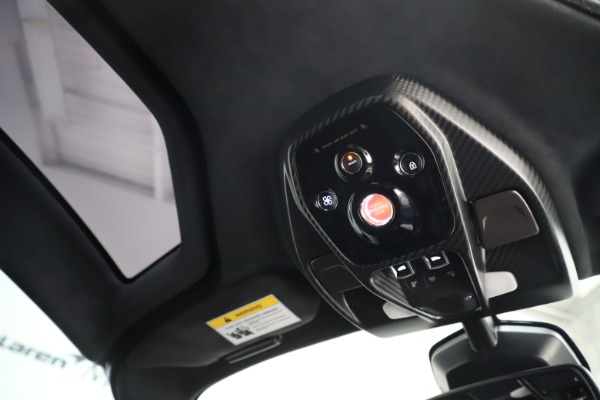 Used 2019 McLaren Senna for sale Call for price at Pagani of Greenwich in Greenwich CT 06830 24