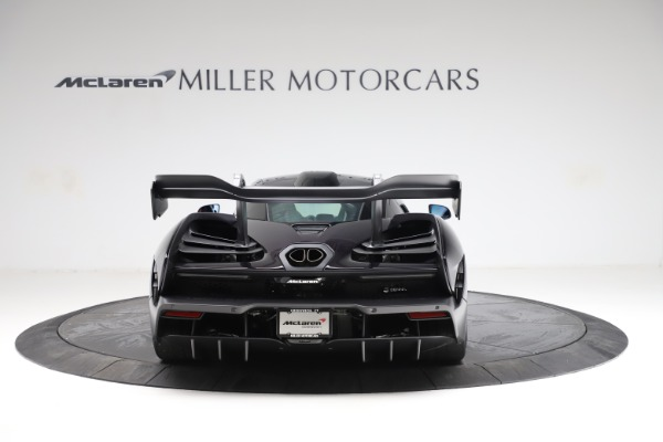 Used 2019 McLaren Senna for sale Call for price at Pagani of Greenwich in Greenwich CT 06830 5