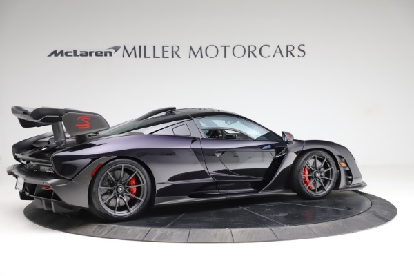 Used 2019 McLaren Senna for sale Call for price at Pagani of Greenwich in Greenwich CT 06830 7