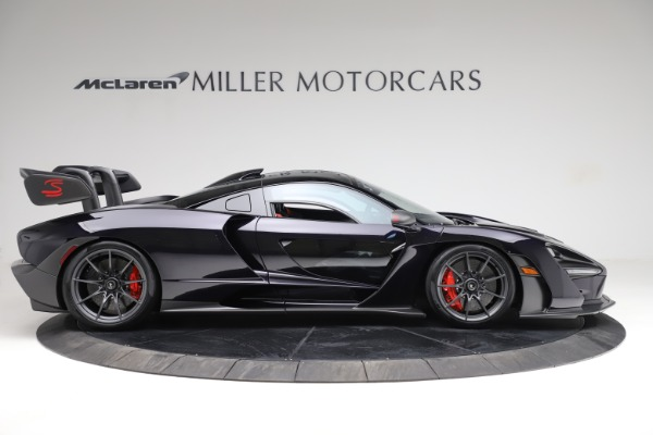 Used 2019 McLaren Senna for sale Call for price at Pagani of Greenwich in Greenwich CT 06830 8