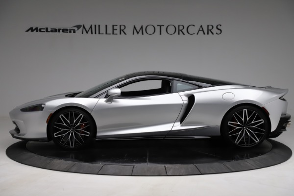 New 2021 McLaren GT Pioneer for sale $214,005 at Pagani of Greenwich in Greenwich CT 06830 2