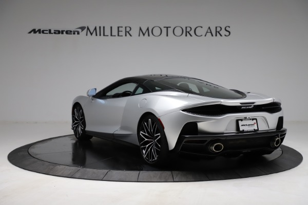 New 2021 McLaren GT Pioneer for sale $214,005 at Pagani of Greenwich in Greenwich CT 06830 4