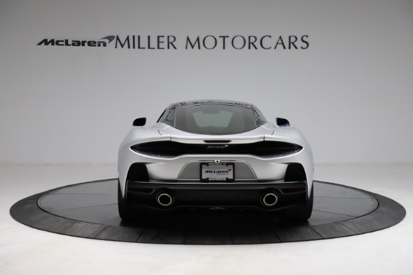 New 2021 McLaren GT Pioneer for sale $214,005 at Pagani of Greenwich in Greenwich CT 06830 5