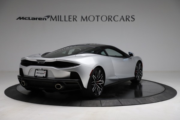 New 2021 McLaren GT Pioneer for sale $214,005 at Pagani of Greenwich in Greenwich CT 06830 6