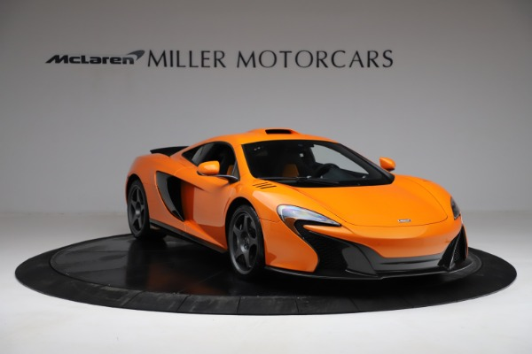 Used 2015 McLaren 650S LeMans for sale $269,990 at Pagani of Greenwich in Greenwich CT 06830 10