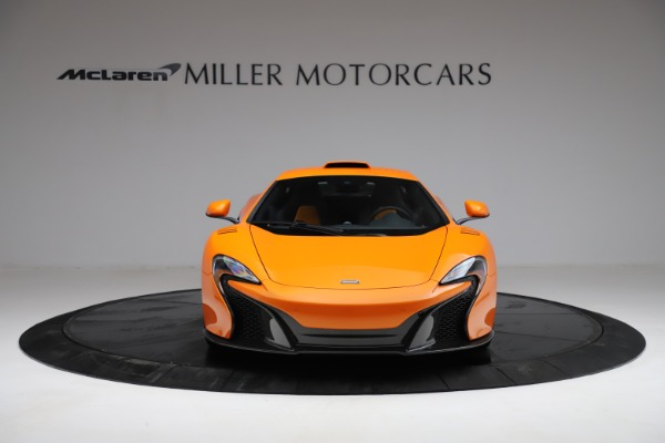 Used 2015 McLaren 650S LeMans for sale $269,990 at Pagani of Greenwich in Greenwich CT 06830 11