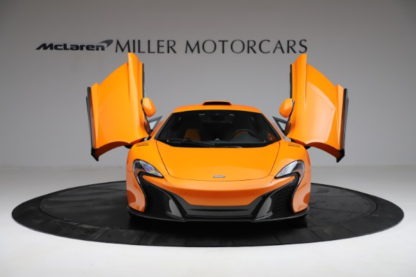 Used 2015 McLaren 650S LeMans for sale $269,990 at Pagani of Greenwich in Greenwich CT 06830 12