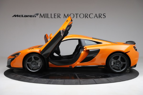 Used 2015 McLaren 650S LeMans for sale $269,990 at Pagani of Greenwich in Greenwich CT 06830 14