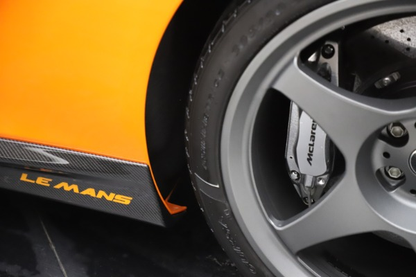 Used 2015 McLaren 650S LeMans for sale $269,990 at Pagani of Greenwich in Greenwich CT 06830 16