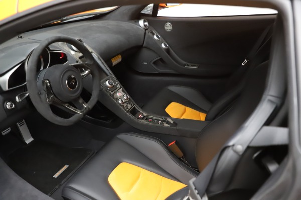 Used 2015 McLaren 650S LeMans for sale $269,990 at Pagani of Greenwich in Greenwich CT 06830 18