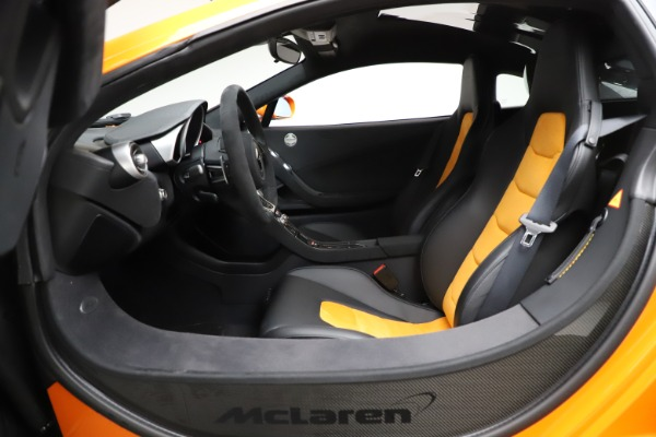 Used 2015 McLaren 650S LeMans for sale $269,990 at Pagani of Greenwich in Greenwich CT 06830 19