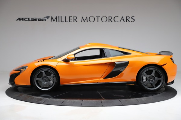 Used 2015 McLaren 650S LeMans for sale $269,990 at Pagani of Greenwich in Greenwich CT 06830 2