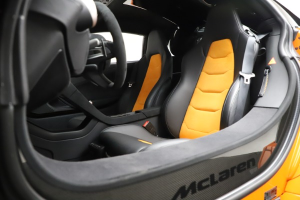 Used 2015 McLaren 650S LeMans for sale $269,990 at Pagani of Greenwich in Greenwich CT 06830 20