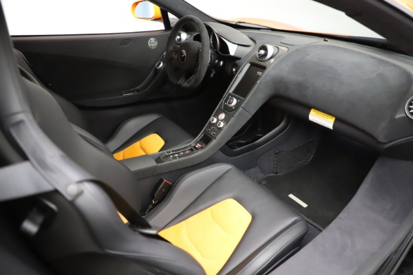 Used 2015 McLaren 650S LeMans for sale $269,990 at Pagani of Greenwich in Greenwich CT 06830 21