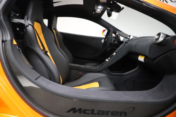 Used 2015 McLaren 650S LeMans for sale $269,990 at Pagani of Greenwich in Greenwich CT 06830 22