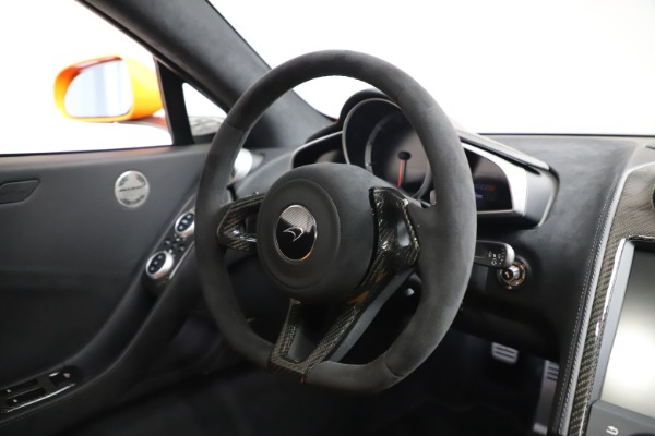 Used 2015 McLaren 650S LeMans for sale $269,990 at Pagani of Greenwich in Greenwich CT 06830 24
