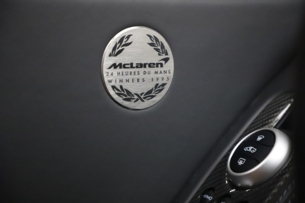 Used 2015 McLaren 650S LeMans for sale $269,990 at Pagani of Greenwich in Greenwich CT 06830 25