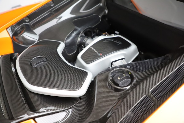 Used 2015 McLaren 650S LeMans for sale $269,990 at Pagani of Greenwich in Greenwich CT 06830 28