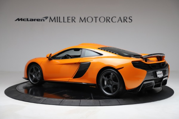 Used 2015 McLaren 650S LeMans for sale $269,990 at Pagani of Greenwich in Greenwich CT 06830 3