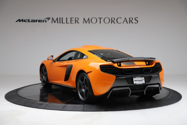 Used 2015 McLaren 650S LeMans for sale $269,990 at Pagani of Greenwich in Greenwich CT 06830 4