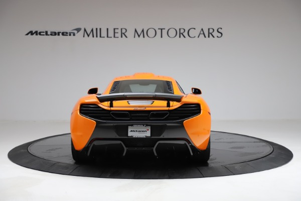 Used 2015 McLaren 650S LeMans for sale $269,990 at Pagani of Greenwich in Greenwich CT 06830 5