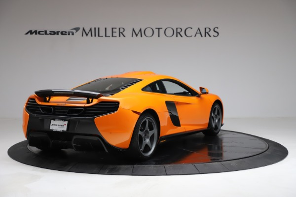 Used 2015 McLaren 650S LeMans for sale $269,990 at Pagani of Greenwich in Greenwich CT 06830 6