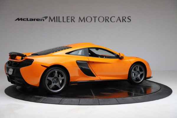 Used 2015 McLaren 650S LeMans for sale $269,990 at Pagani of Greenwich in Greenwich CT 06830 7