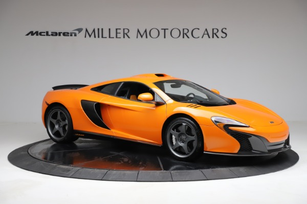 Used 2015 McLaren 650S LeMans for sale $269,990 at Pagani of Greenwich in Greenwich CT 06830 9