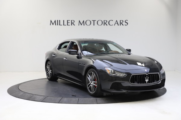 Used 2014 Maserati Ghibli S Q4 for sale $29,900 at Pagani of Greenwich in Greenwich CT 06830 12