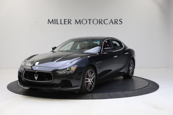 Used 2014 Maserati Ghibli S Q4 for sale $29,900 at Pagani of Greenwich in Greenwich CT 06830 2