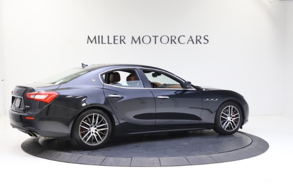 Used 2014 Maserati Ghibli S Q4 for sale $29,900 at Pagani of Greenwich in Greenwich CT 06830 9