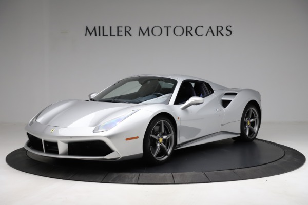 Used 2017 Ferrari 488 Spider for sale $284,900 at Pagani of Greenwich in Greenwich CT 06830 11