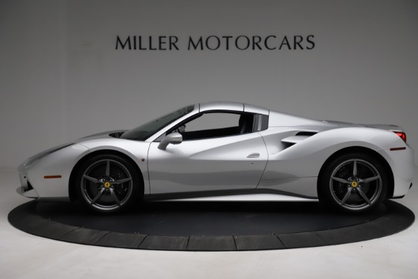 Used 2017 Ferrari 488 Spider for sale $284,900 at Pagani of Greenwich in Greenwich CT 06830 12