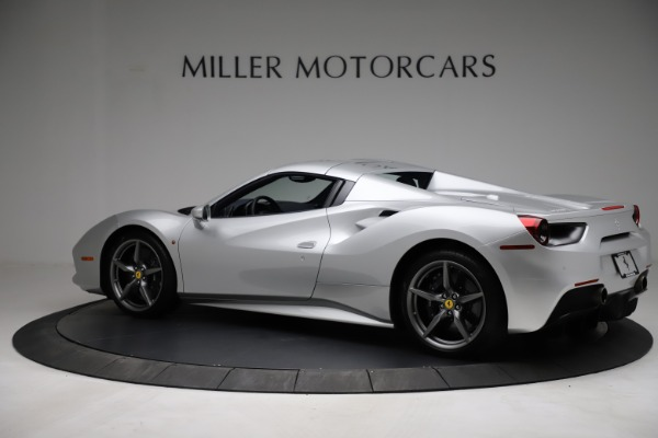 Used 2017 Ferrari 488 Spider for sale $284,900 at Pagani of Greenwich in Greenwich CT 06830 13