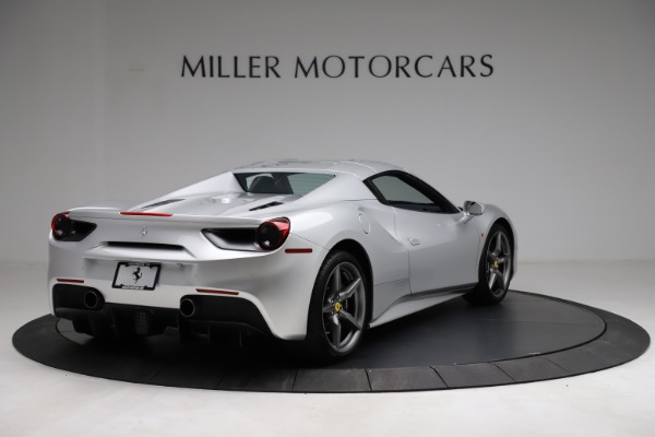 Used 2017 Ferrari 488 Spider for sale $284,900 at Pagani of Greenwich in Greenwich CT 06830 16