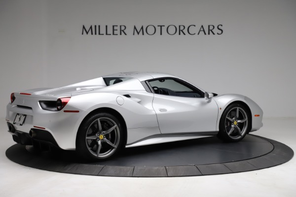 Used 2017 Ferrari 488 Spider for sale $284,900 at Pagani of Greenwich in Greenwich CT 06830 17