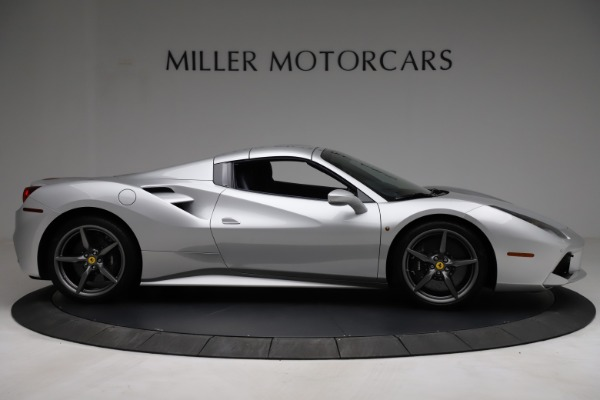 Used 2017 Ferrari 488 Spider for sale $284,900 at Pagani of Greenwich in Greenwich CT 06830 18
