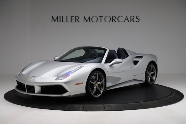 Used 2017 Ferrari 488 Spider for sale $284,900 at Pagani of Greenwich in Greenwich CT 06830 2