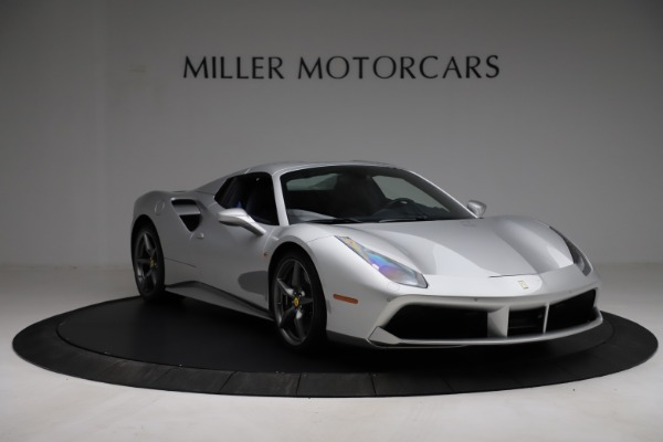Used 2017 Ferrari 488 Spider for sale $284,900 at Pagani of Greenwich in Greenwich CT 06830 20