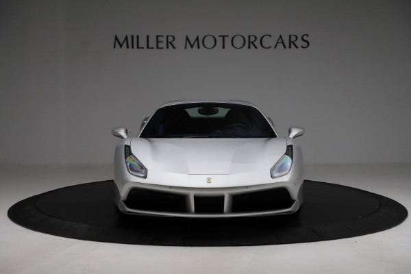 Used 2017 Ferrari 488 Spider for sale $284,900 at Pagani of Greenwich in Greenwich CT 06830 21