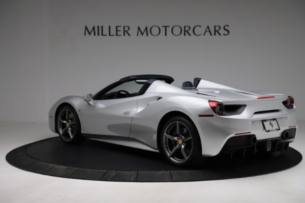 Used 2017 Ferrari 488 Spider for sale $284,900 at Pagani of Greenwich in Greenwich CT 06830 4
