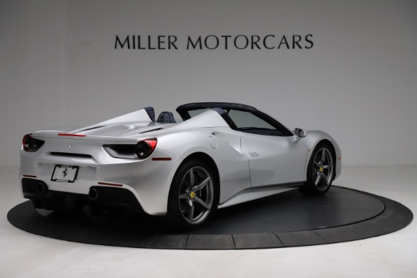 Used 2017 Ferrari 488 Spider for sale $284,900 at Pagani of Greenwich in Greenwich CT 06830 6