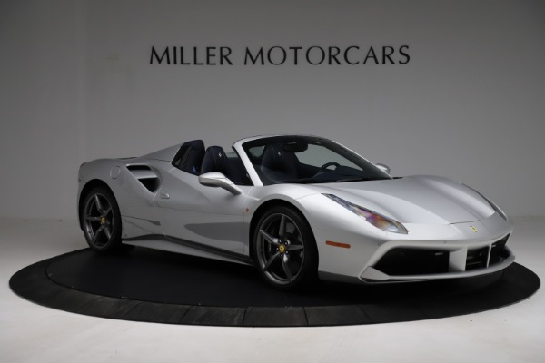 Used 2017 Ferrari 488 Spider for sale $284,900 at Pagani of Greenwich in Greenwich CT 06830 8