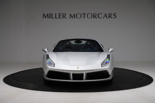 Used 2017 Ferrari 488 Spider for sale $284,900 at Pagani of Greenwich in Greenwich CT 06830 9