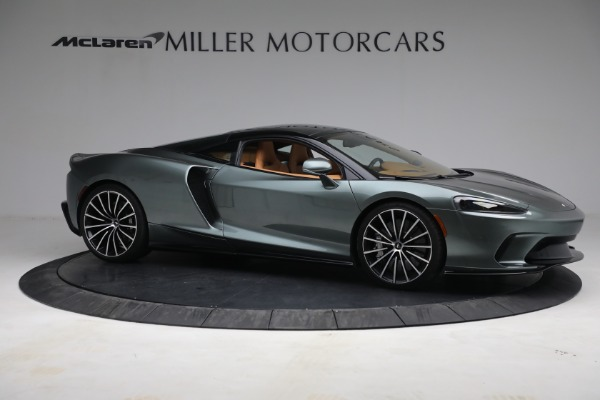 Used 2021 McLaren GT LUXE for sale Call for price at Pagani of Greenwich in Greenwich CT 06830 10