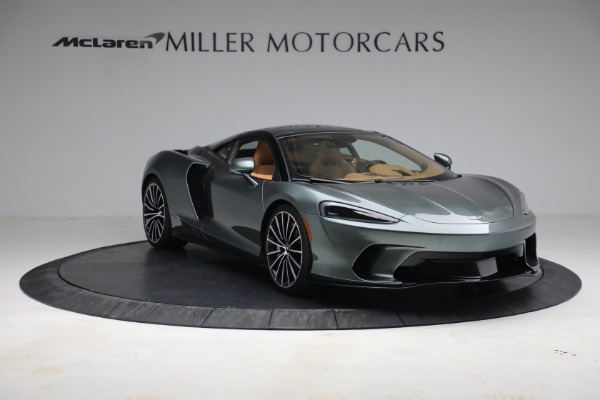 Used 2021 McLaren GT LUXE for sale Call for price at Pagani of Greenwich in Greenwich CT 06830 11
